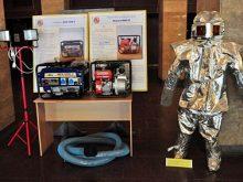 Сертифікат на спецспорядження отримали закарпатські рятівники