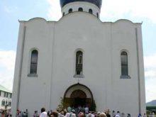 Cвято-Троїце-Кирило-Мефодіївському монастирю виповнилося 20 років