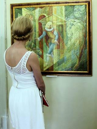 «Філософія проміння» Юрія Боднара
