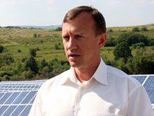 Маємо найбільшу на західній Україні Ірлявську сонячну електростанцію
