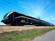 З Мукачева до Праги за 20 євро в Україну заходить чеський залізничний оператор