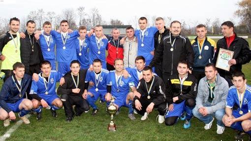 «Артос» став володарем кубка чемпіонів Закарпаття