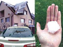 БУРЕВІЙ НА ЗАКАРПАТТІ: знеструмлені села, понад 850 пошкоджених покрівель, розмиті дороги