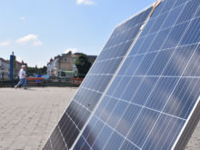 В Ужгороді розпочалися Дні сталої енергії