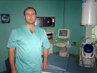 Операції без скальпеля, крові й швів