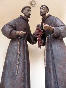 Різдвяні дні у Виноградові  святкують  зі св.Франциском