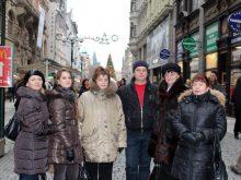 Європейське Різдво у Празі зустріли дитячі колективи з Ужгорода