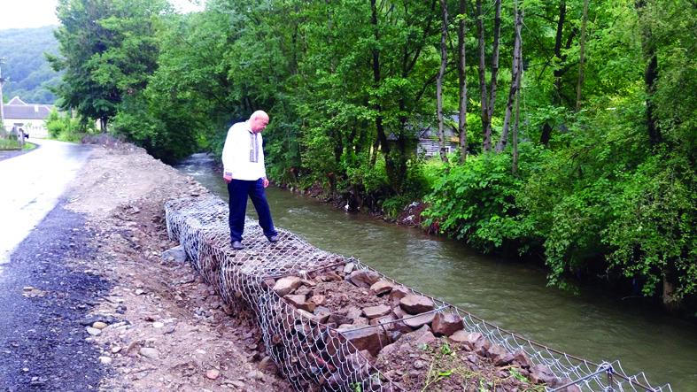 Ремонт доріг на Іршавщиніпроінспектував очільник ОДА