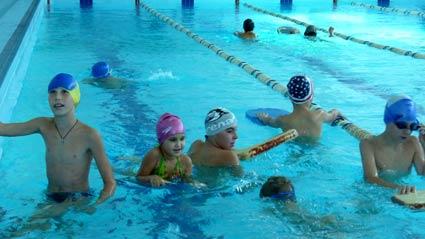 В Ужгороді відкрили  школу водного поло