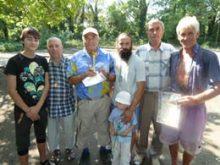 Меморіал з городків уперше проведено в Ужгороді