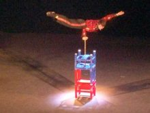 Ужгородець став мішенню клоуна з китайського цирку