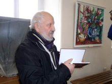 Скульптор Іван Бровді презентував в Ужгороді виставку… живопису