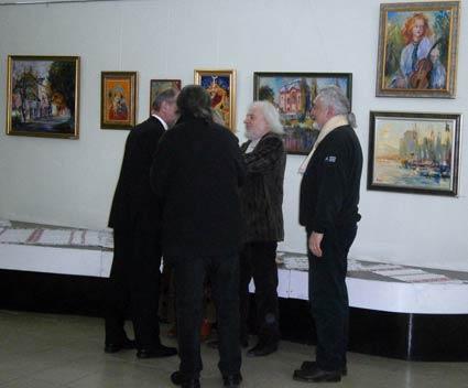 Дні угорської культури в Ужгороді запам'яталися виставкою та голубцями