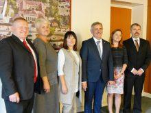 Делегація з Ужгорода привітала побратимів із Міхаловце із Днем міста