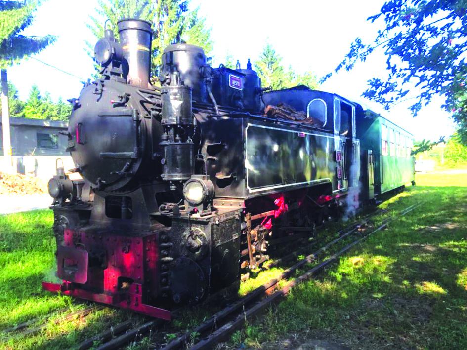 Два відреставровані вагони та паровоз для Боржавської вузькоколійки замовили в Румунії