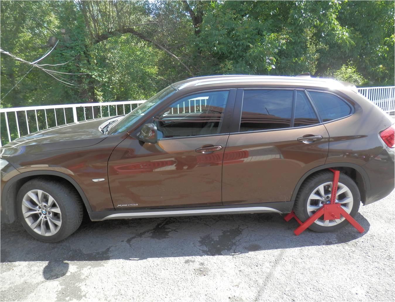 На Закарпатті знайшли викрадене в Німеччині авто