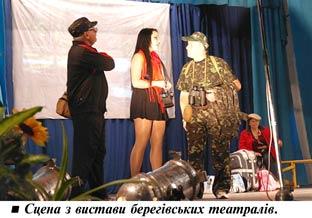 Український театр Берегова носитиме ім'я своєї засновниці