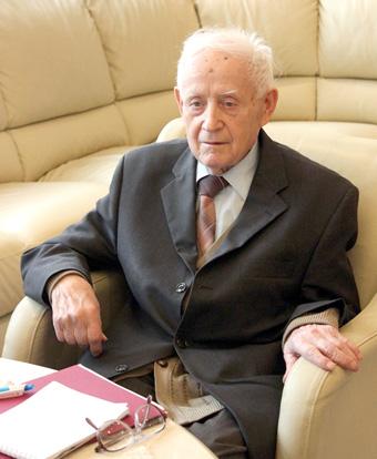 90 років Івана Бігунця