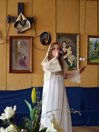 «Да святиться  ім'я твоє»… Фестиваль духовної пісні провели  в Іршаві