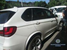 Ужгородська поліція розшукала викрадений за кордоном автомобіль
