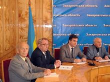 Товариство добровольців Закарпаття провело в Ужгороді великий збір