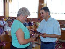Закарпатські кооператори відзначили своє професійне свято
