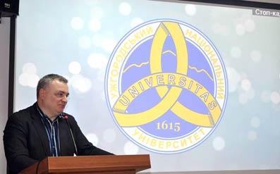Володимира Смоланку призначено виконувачем обов'язків ректора УжНУ