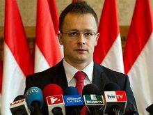 Наша облрада та МЗС Угорщини підписали угоду про співпрацю