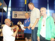 Фінішувала всеукраїнська спартакіада депутатів усіх рівнів — нагороди вручено