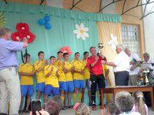 День села у Фанчикові  пройшов з… футбольним розмахом