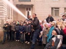 На Закарпатті дітей навчають правилам безпечної поведінки