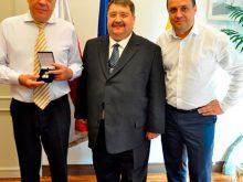 Йожефа Бачкаї нагороджено відзнакою «За розвиток Закарпаття»