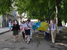 Маршем вишиванок засвідчили шану Україні