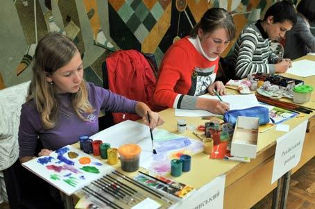 У суботу стартував фестиваль-конкурс дитячої  та юнацької творчості
