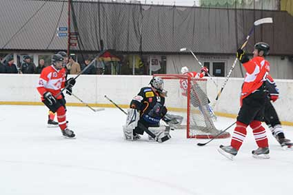 У нас у хокей також грають справжні чоловіки