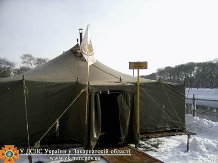 В Ужгороді запрацював пункт обігріву