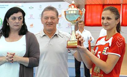 Кубок Ніни Гецко залишився в Ужгороді
