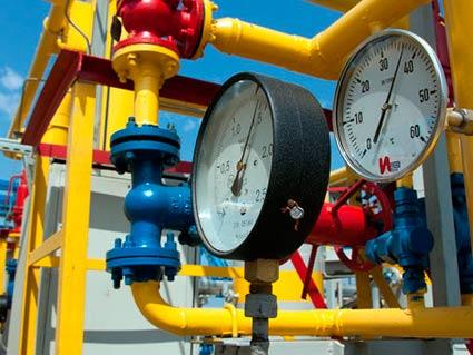 Україна збільшила імпорт газу через Словаччину