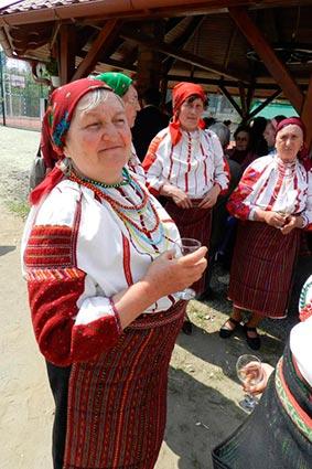 День культури зникаючого етносу чанґо відбувся в Берегові