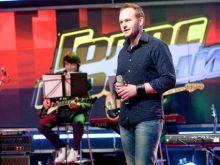 «Голос країни» Павло Табаков розпочинає свій концертний тур з Ужгорода