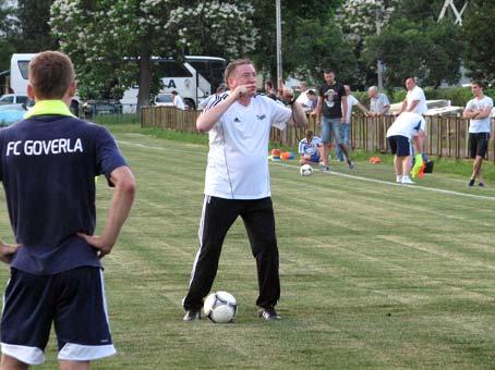 В'ячеслав Грозний: «За рівної конкуренції віддам перевагу місцевому гравцю»