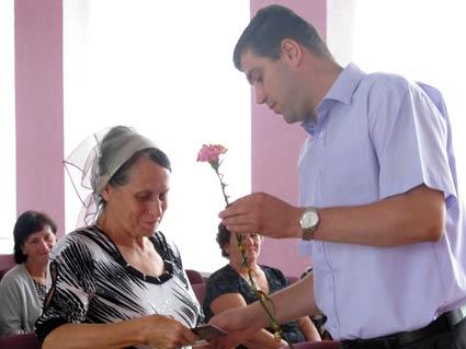 67 жінок Виноградівщини отримали почесне звання «Мати-героїня»