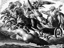 СЬОГОДНІ –  ДЕНЬ ПРОРОКА ІЛЛІ