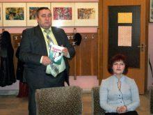 Подружжя Дурундів презентує книги…
