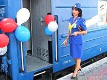 Столицю з Ужгородом з'єднає  у святкові дні додатковий потяг