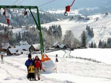 Де українці відпочивають взимку