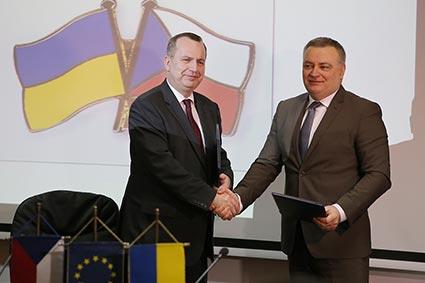 УжНУ та Карлів університет підписали угоду про співпрацю