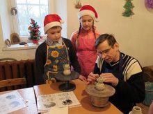В ужгородській школі відкрили гончарну майстерню