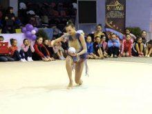 Столичні гімнастки – найкращі в Україні