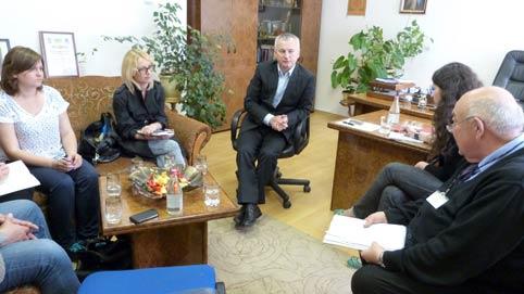 Представники УВКБ ООН вивчали на Закарпатті потреби біженців